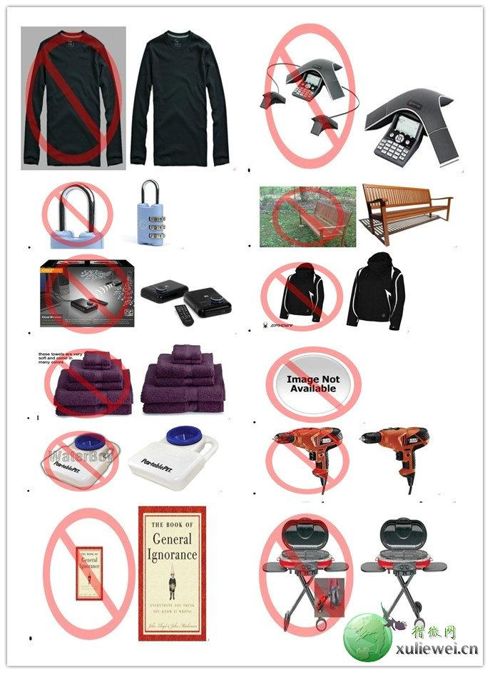 Amazon(亚马逊)产品图片要求