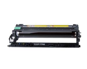 Brother兄弟激光打印机打印出来的纸张有一竖条小黑道的解决方法