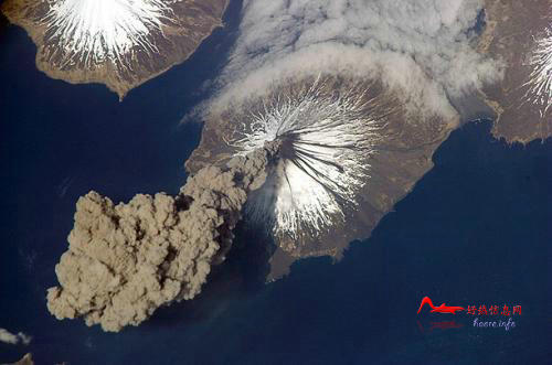 hs4 世界上最剧烈的十大火山喷发排行榜