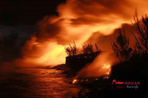 hs5 世界上最剧烈的十大火山喷发排行榜