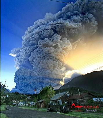 hs7 世界上最剧烈的十大火山喷发排行榜