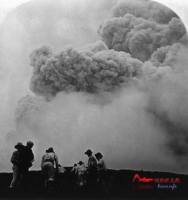 hs8 世界上最剧烈的十大火山喷发排行榜