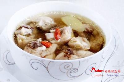 fdmd 徽菜:凤炖牡丹