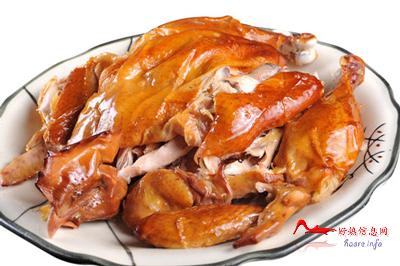 fljsj 徽菜:符离集烧鸡
