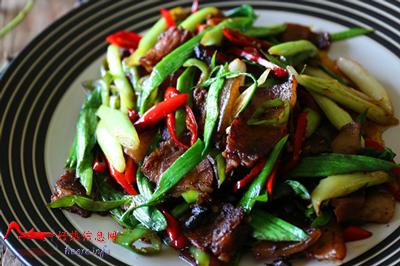hgr 川菜:回锅肉——最佳下饭菜