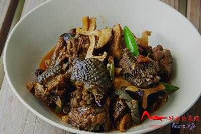 hsj 川菜:川味红烧鸡