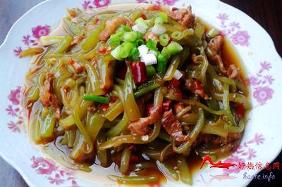 yxrs 川菜:川味鱼香肉丝