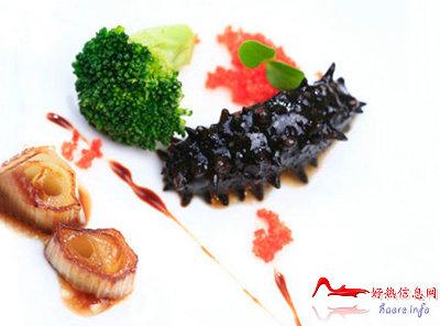 cshs 京菜:葱烧海参