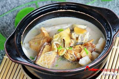 hbsxj 徽菜:河蚌烧咸鸡