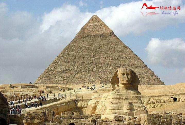 jzt 世界十大奇迹:埃及金字塔