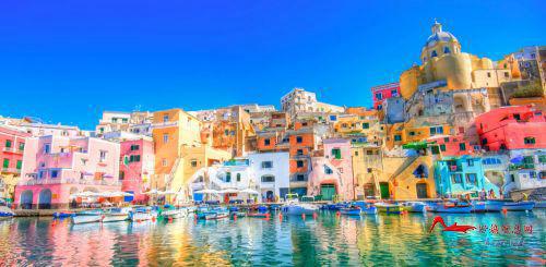 mjd2 世界上最色的十大美景地