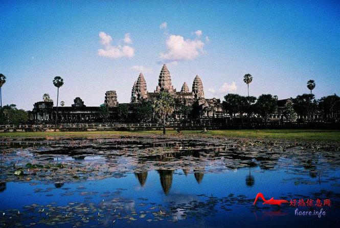 wgk 世界十大奇迹:柬埔寨吴哥窟