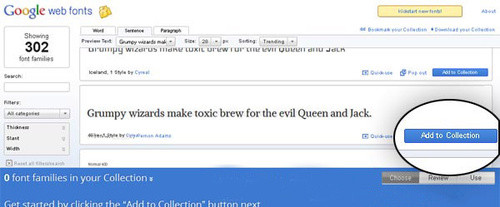 wordpress二次开发:如何添加google字体到你的wordpress网站模板?